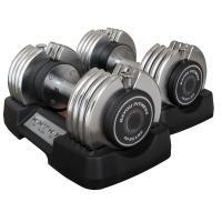 Bayou Fitness 50 lb. Adjustable Dumbbells (Pair) BF-0250