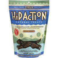 Zukes Hip Action Peanut Butter Treats 6.25 Oz