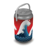 Picnic Time Extra Large Insulated Mega Can Cooler, Tsunami Can