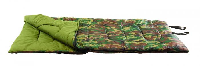 Texsport Sleeping Bag, Base Camp, Camo