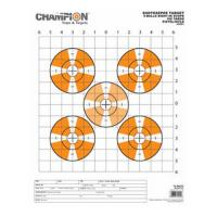 Champion Traps & Targets Shotkeeper Sightin Scope Tgt Large 12Pk