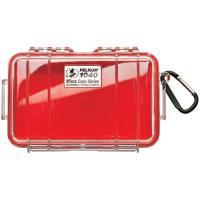 Pelican 1040025170 1040 Micro Case (Red)