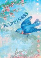 Tree Free Greetings Happiness Birthday