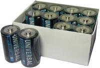Universal Battery D5325/D5925 Super Heavy-Duty Battery Value Box (D 12-pk)