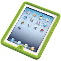 Lifedge Waterproof Case Ipad 2/3- Green