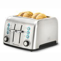 Toastmaster 4 Slice Deluxe Stainless Steel Toaster