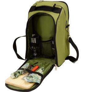 Picnic Backpacks for 2 by Primeware, Inc.