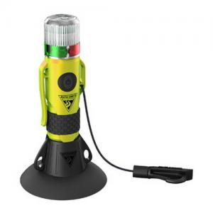 Battery-Powered Flashlights by Seattle Sports