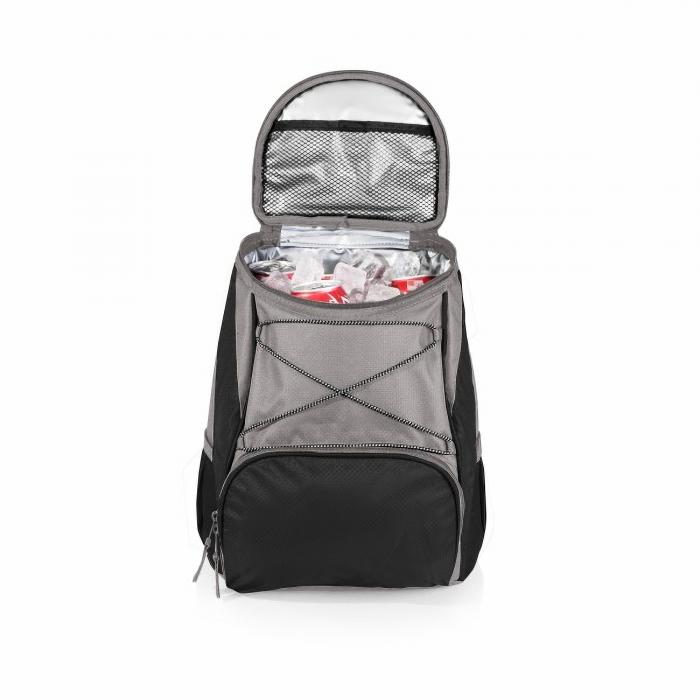 Picnic Time ONIVA PTX Backpack Cooler (Black with Gray Accents)