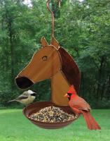Gift Essentials Horse Bird Feeder