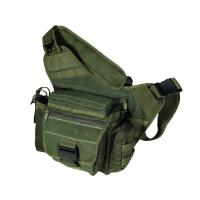 UTG Tactical Messenger Bag, OD Green