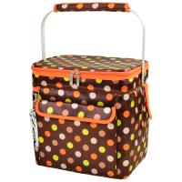 Picnic at Ascot Multi Purpose Beverage Cooler - Julia Dot