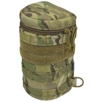 Hazard4 JellyRoll MOLLE Lens/Scope/Bottle Case, MultiCam