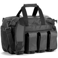 Red Rock Gear Range Bag, Black