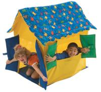 Bazoongi Kids Froggy Fun Roof Cottage