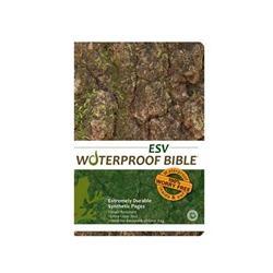 Bardin & Marsee ESV Waterproof Bible - Camouflage