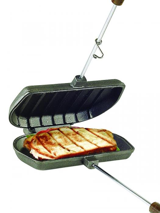 Rome Industries Mountain Cast Iron Panini Maker