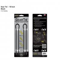 "Nite-ize Gear Tie - 18"" Black"