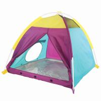 Pacific Play Tents My First Fun Dome Tent - Blue / Purple / Yellow