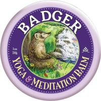 Badger Yoga/meditate 1 Oz Tin