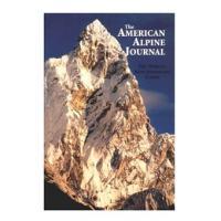 The Mountaineers Books: American Alpine Journal 2004