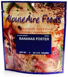 Freeze Dried Food by Alpine Aire