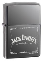 Zippo Jack Daniels Black Ice Zippo