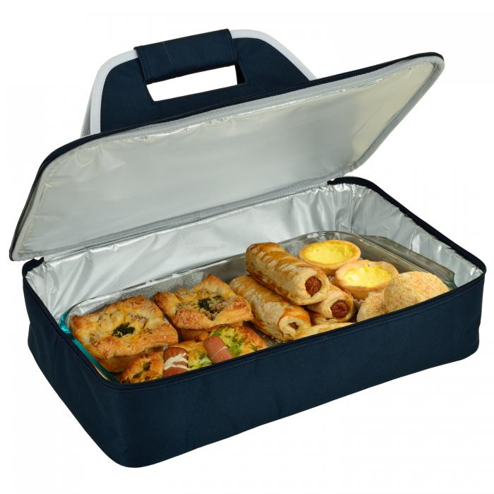 Picnic At Ascot Insulated Casserole Carrier To Keep Food