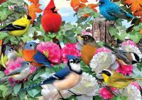 Tree Free Greetings Flock of Happiness Birthday
