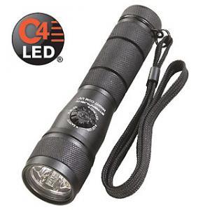 Streamlight Night Com UV C4 and 6Led