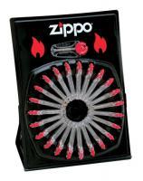 Zippo Flints - 2 Dozen per Card
