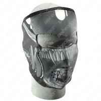 Cold Weather Headwear Neoprene Face Mask, Alien