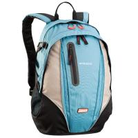 Coleman Backpack - 30L Blue / Oatmeal