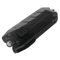 Nitecore Tube RL Rechargeable Keychain Light, Black, 13 lm, Li-ion