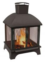 Landmann USA Redford  Outdoor Fireplace