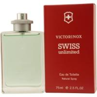 Victorinox Swiss Unlimited By Victorinox Eau De Toilette Spray 2.5 Oz for Men