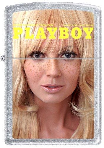 Zippo Procut Playboy August 1969 Cover Windproof Lighter