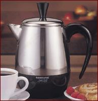 Farberware FCP240 Stainless Percolator 2-4 Cup