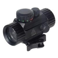 "UTG 3.8"" R/G Circle Dot Sight w/QD Mount"