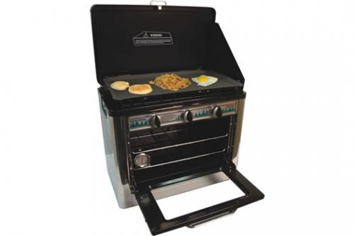 Camp Chef Universal Fry Griddle - Griddle for Camp Oven