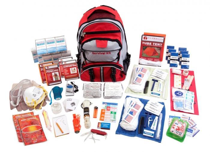 Guardian 2 Person Elite Survival Kit