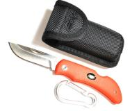 EKA Swede 8 Orange w/Sheath