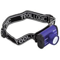 Tool Logic 9 LED Headlamp - Blue