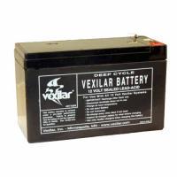 Vexilar Battery Only-(9 Amp Hr High Perform Batt)
