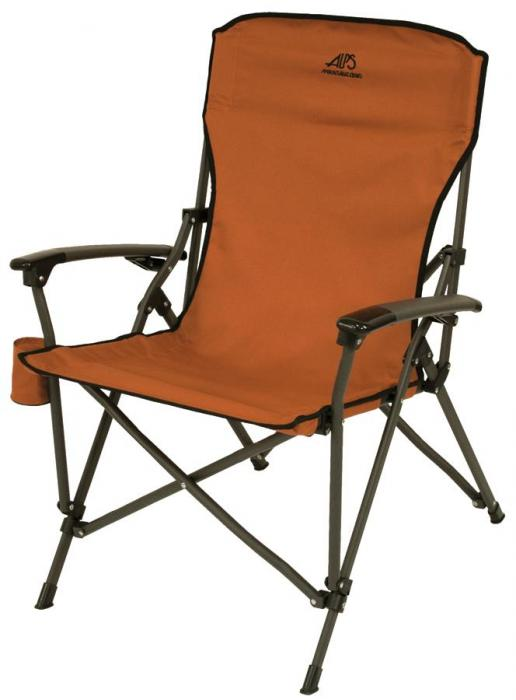 ALPS Mountaineering Leisure Camping Chair - Rust