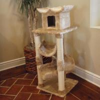 Majestic 47 Inch Casita Cat Tree