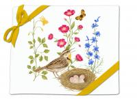 Alice's Cottage Meadowlark Flour Sack Towel (set of 2)