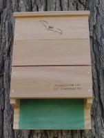 Songbird Essentials OBC Triple Chamber Bat  House