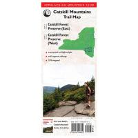 Amc Catskill Mtn Tail Map 3Ed