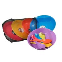 Wildo Just Eat - 6 Person Set - Camping/Outdoor